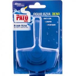 """PASTILLA """"PATO"""" WC AGUA AZUL"""