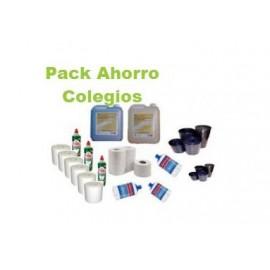 PACK AHORRO COLEGIOS