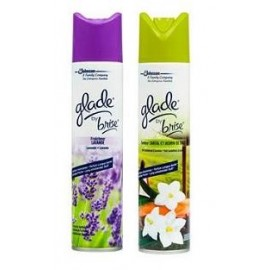 "AMBIENTADOR GLADE BY ""BRISE SPRAY"" 300ML"