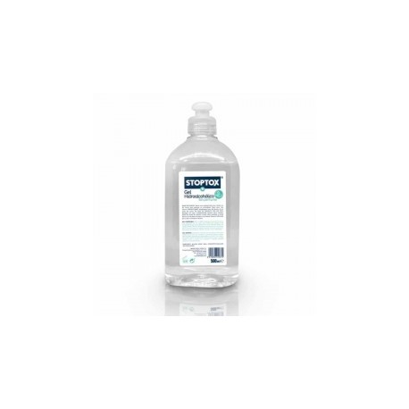GEL HIDROALCOHOLICO ANTISEPTICO 500 ML