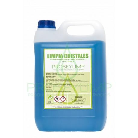 LIMPIA CRISTALES 5 LITROS