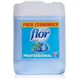 Suavizante Flor Azul Profesional 10L