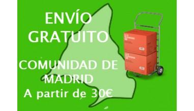 Envío Madrid