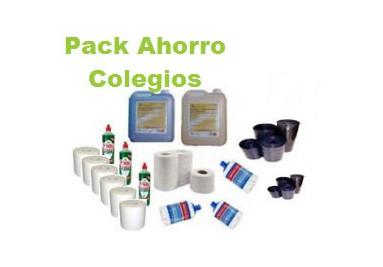 Pack Colegios